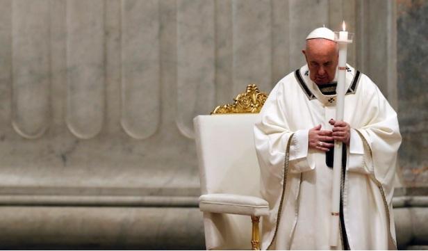 Virus Outbreak Vatican Pope