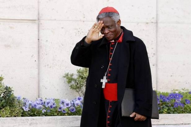 cardinale Peter Turkson.