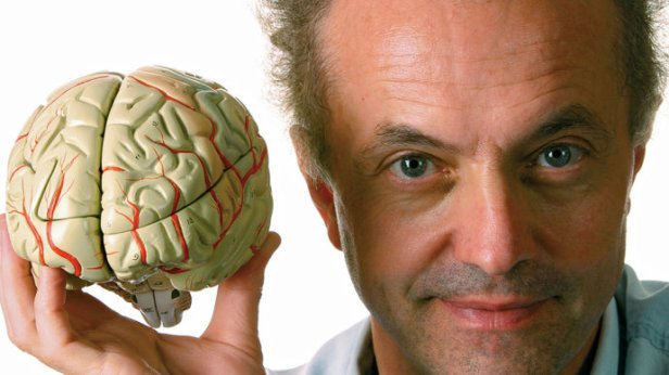 Adrian Raine, psichiatra e criminologo