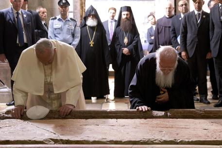 Pope Francis visit to the Holy Land