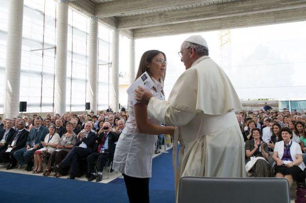 Il mea culpa di Papa Francesco con gli evangelici