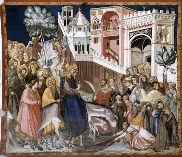 Dimanche des Rameaux_Lorenzetti
