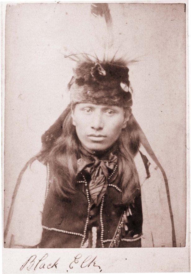Black Elk As A Young Man
