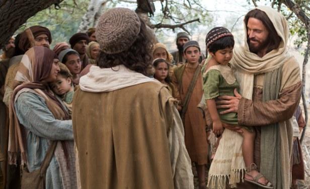 Gesù-e-i-bambini