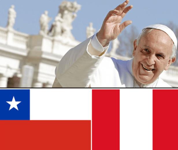 Papa in Cile e Perù