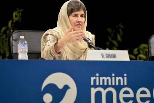 first lady di Kabul