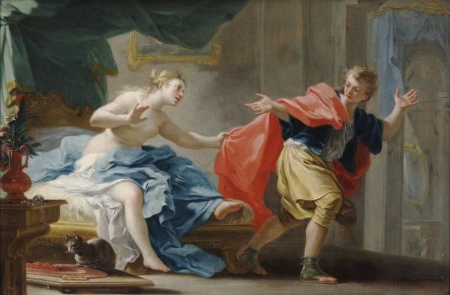 20 - The story of Joseph in the house of Potiphar