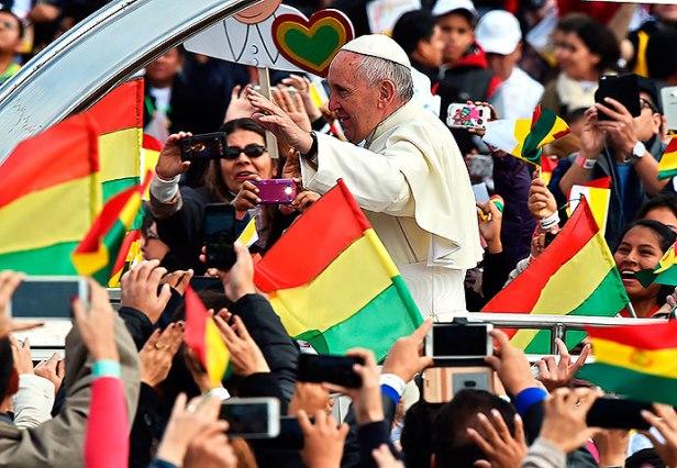 Santa Messa e apertura del V Congresso Eucaristico nazionale