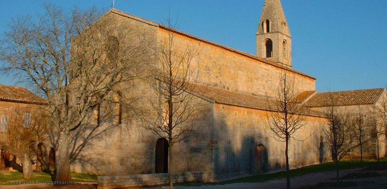 Chiesa dell' Abbazia cistercense di Thoronet