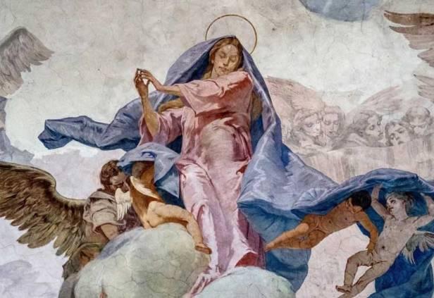 La fête de l'Assomption de la Vierge, une invitation à faire de nos vies une ascension