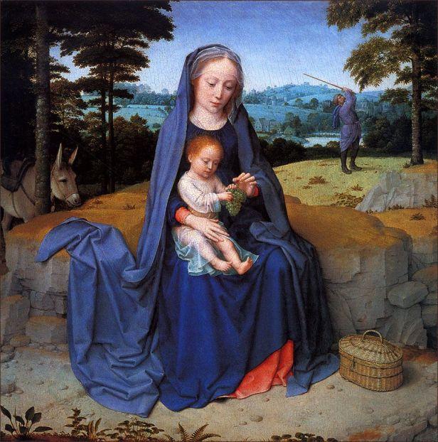 Très Sainte Mère de Dieu