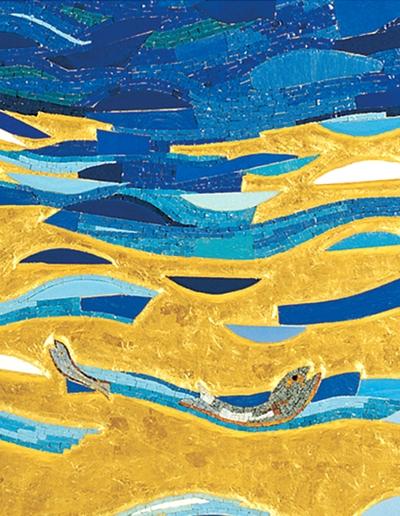 Criação das águas e dos peixes