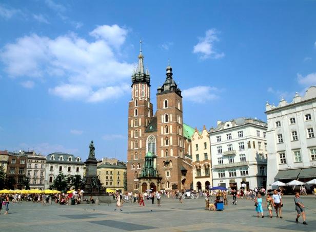 5.2 Cracovia. Le pietre dello spirito