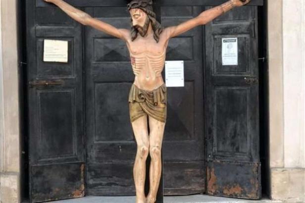Il Crocifisso parlante