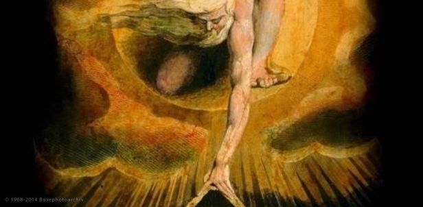 William Blake, Antico di giorni