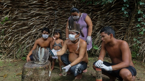 Amazzonia covid19