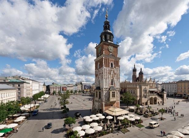 5.1 Cracovia. Le pietre dello spirito