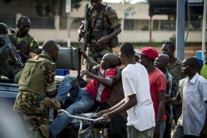 Strage a Bangui