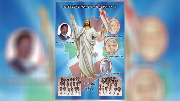 Burundi, la testimonianza di fraternità, oltre le etnie, di 44 martiri cattolici