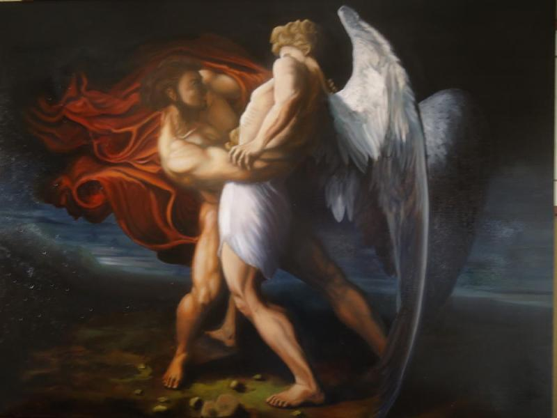 jacob-wrestling-the-angel-paul-gilbert-baswell