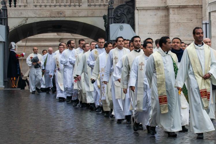 Ritiro spirituale guidato dal Papa Francesco3