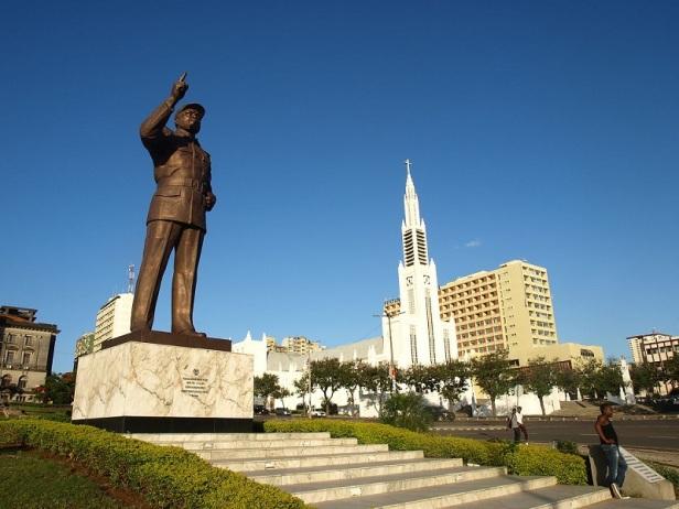 Maputo-Machel-Cathedral