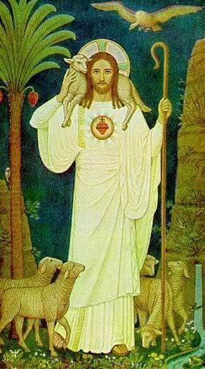 Sacred Heart of Jesus the Good Shepherd